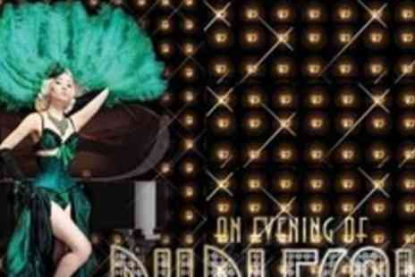 An Evening of Burlesque - One Tickets to An Evening of Burlesque on 17 March at Derby LIVE Assembly Rooms - Save 50%