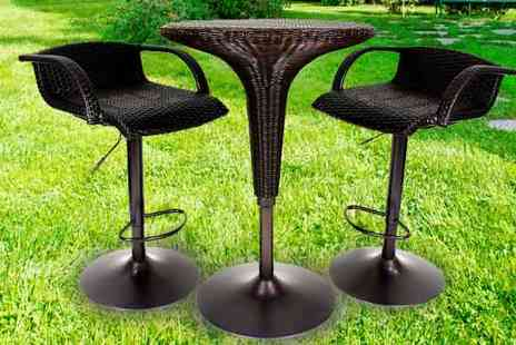 Ladder Sales Direct - Rattan Bar Furniture - Save 36%