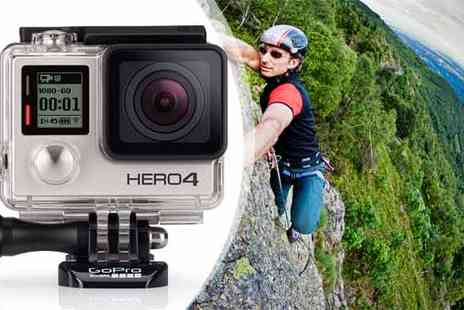 Pixel Deals - Choice of GoPro Hero4 Cameras - Save 15%