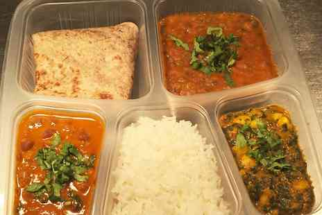 Desi Dhabaal - Indian Takeaway Box - Save 0%