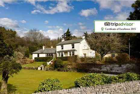The Uplands Hotel - Two night stay for two with breakfast  - Save 38%