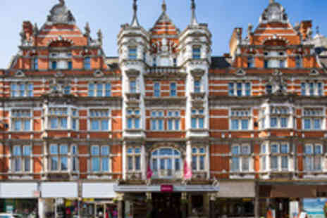 Mercure Hotels - Deluxe Central Leicester City Break for Two - Save 59%