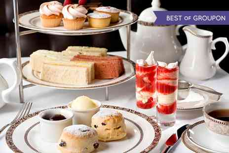 Flemings Mayfair Hotel - Afternoon Tea With Champagne  - Save 45%