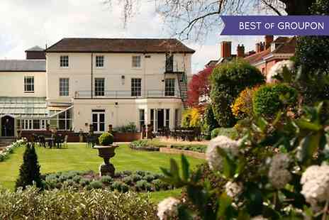 The Winchester Royal Hotel - Wedding Package With Meal and Drinks - Save 27%