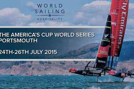 World Sailing Hospitality - One day Ticket to World Sailing Hospitality  - Save 50%