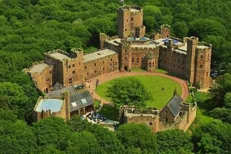 Peckforton Castle - One Night stay For Two With two Course Dinner - Save 40%