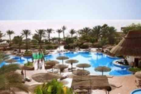 Inspired Luxury Escapes - Seven night all-inclusive stay for two from 20 July to 15 August 2012 in Sharm el Sheikh - Save 40%