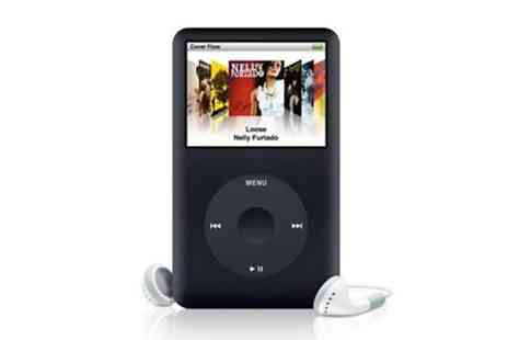 Ipods and parts - Refurbished Apple iPod Classic 80GB Black 6th Generation With Free Delivery - Save 0%