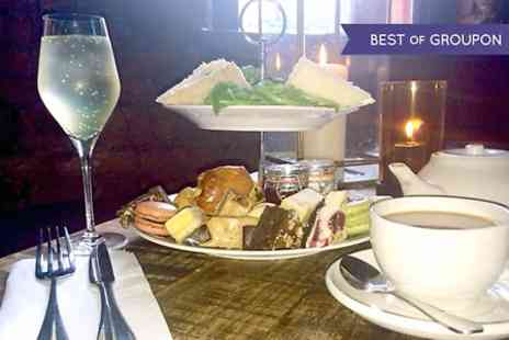 Sackville Lounge - Afternoon Tea With Prosecco For Two - Save 46%