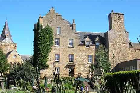 Dornoch Castle Hotel - One or Two nights stay in Scotland inclluding breakfast - Save 47%