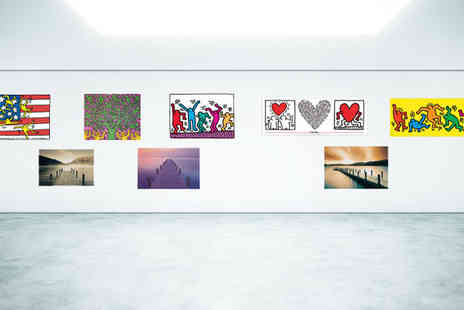 BuyBay BV - Pop Art or Photographic Canvas Prints - Save 32%
