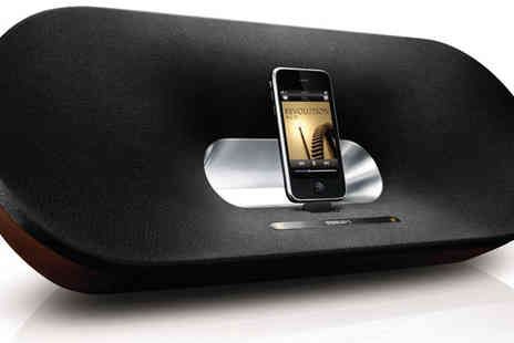Electronics and Gadgets Direct - Philips Primo Docking Speaker for iPad/iPhone/iPod  - Save 49%