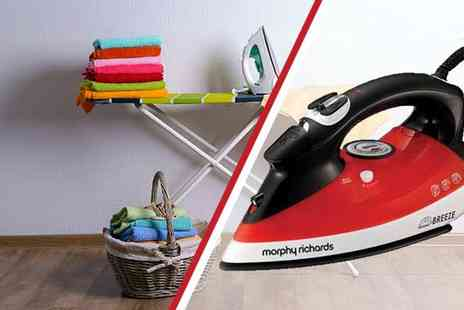 Giddy Aunt - Morphy Richards 2200W Steam Iron - Save 40%