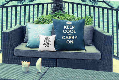Great Photo Gifts - Small personalised cushion  - Save 65%