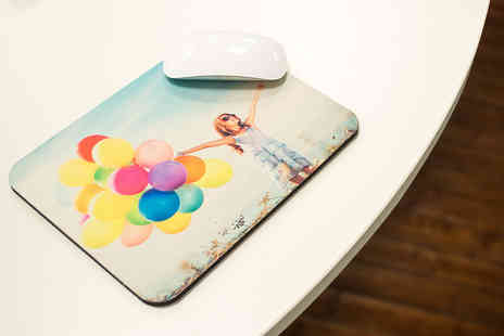 Dip Into Sales - Personalised photo mouse mat - Save 67%