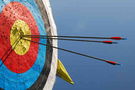Unlimited Events - One Hour Archery Experience  - Save 52%