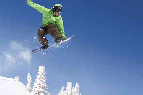 Ski Rossendale - Two Hour Snowboarding or Skiing Sessions and Pass - Save 54%