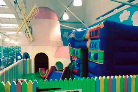 Soft Play Essex - Childrens Soft Play Session - Save 48%