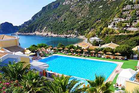 Rosa Bella Corfu - Three, Five or Seven Nights stay For Two With Breakfast and Spa Access - Save 0%