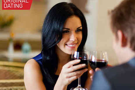 Original Dating - Ticket to Speed Dating Event in a Choice of Venues and Locations - Save 44%