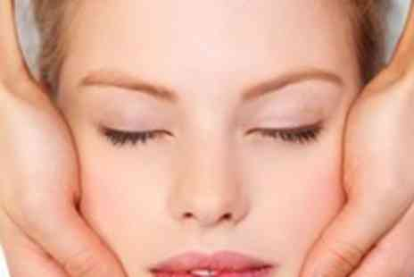 Beauty LA - Dermalogica facial plus back, neck, shoulder and scalp massage at stunning West end salon - Save 69%