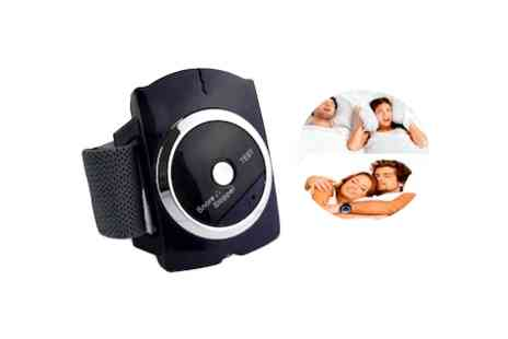 Hedoo - Anti snore biofeedback wristband - Save 70%