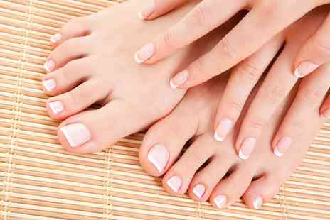 Ultra Skin & Body Clinic - File and Polish For Fingers and Toes  - Save 0%