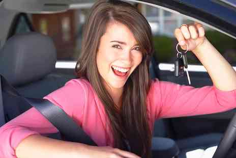 MAS Motoring - Eight Hours of Driving Tuition Plus Practical Test  - Save 55%