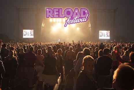 NBO - One Day Ticket to Reload Festival - Save 0%