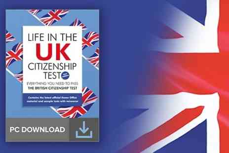 Focus Multimedia - Life in the UK Citizenship Test PC Download New Edition - Save 30%