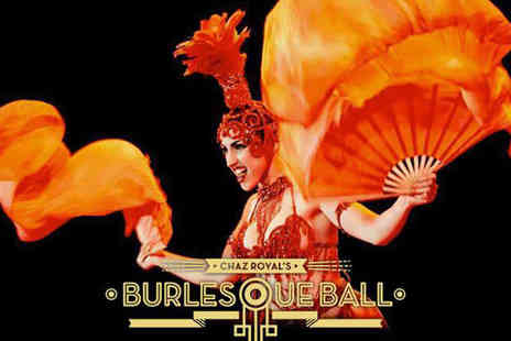 The Burlesque Ball UK - Ticket to The Burlesque Ball UK Tour - Save 50%