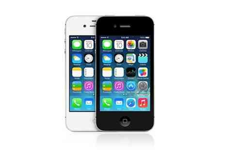 Yellowstone Partners - Refurbished Sim Free 8GB iPhone 4S in Choice of Colour  With Free Delivery - Save 0%