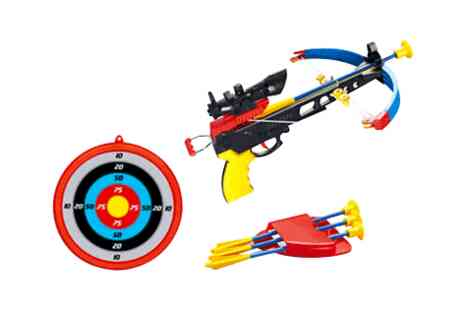 SSSuperstore - Kids crossbow archery kit  - Save 54%