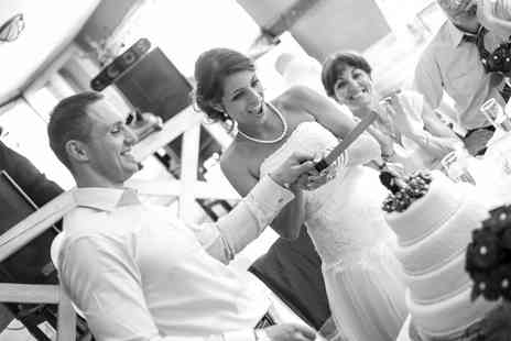 VIP Weddings - Seven hours of wedding photography & USB or DVD of all high res images - Save 0%