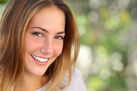 Fresh Faced - Six Month Smiles clear braces on one arch - Save 42%