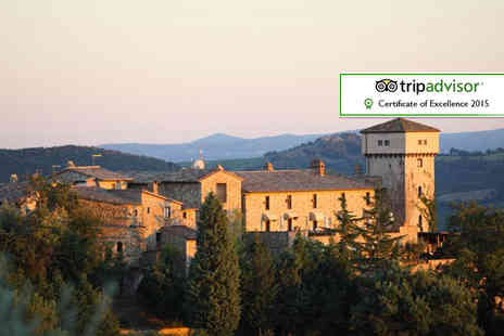 Fleetway Travel - Five night Perugia break including breakfast, a Three course dinner, a cooking class & flights - Save 21%