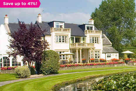 Rookery Manor - One night stay  in The Heart of Somerset - Save 41%