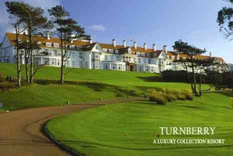 Turnberry - Overnight Stay for Two including Breakfast, Golf & Use of Spa Facilities - Save 66%
