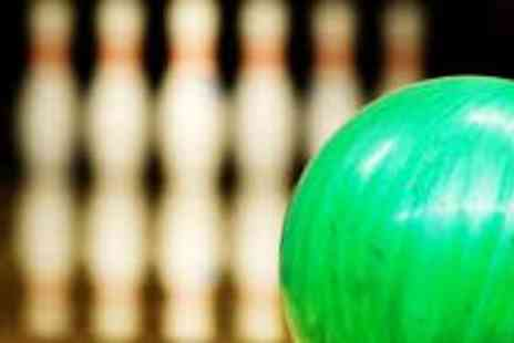 Starbowl - Two Games of Bowling for Two with Wine or Beer - Save 61%