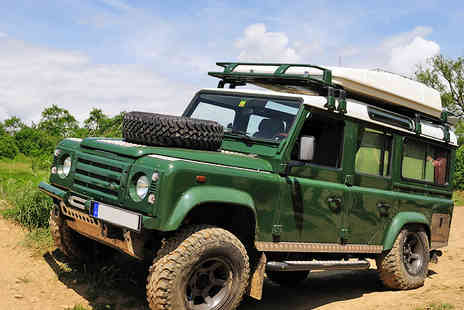 Action Adventure Activities - 4x4 Off Road Driving Experience for One  - Save 67%