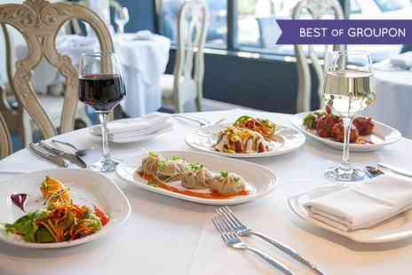 Yak & Yeti - Two Course Indian Meal With Wine  - Save 33%