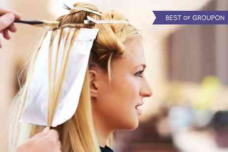 Hairways - Cut and Blow Dry With Condition  Plus Half Head of Highlights  - Save 59%