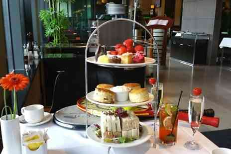 Riverview Restaurant - Summer Afternoon Tea With Pimms or Prosecco For Two  - Save 0%