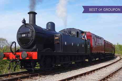 Midland Railway Butterley - Family Day Out With Train Rides - Save 61%