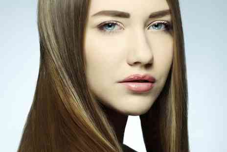 City Hair and Wax - Brazilian Blow Dry Treatment - Save 80%
