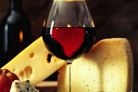 Dionysius Importers - Wine Tasting Experience with Cheese Pairing for Two  - Save 67%