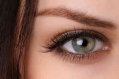 Tranquility Beauty - Eyelash Tint, Eyebrow Shape, and Eyebrow Tint - Save 62%