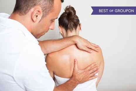 Back To Health Wellness Centres Ltd - Postural Consultation - Save 86%