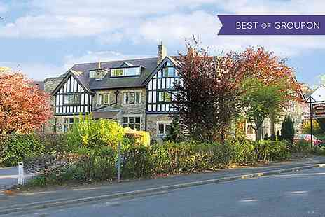 Alison Park Hotel - One to Three Nights stay For Two With Breakfast and Dinner  - Save 47%