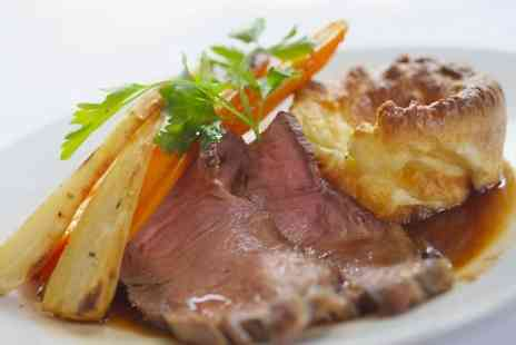 The Supper Club - Three Course Sunday Roast With Live Music For Two - Save 47%